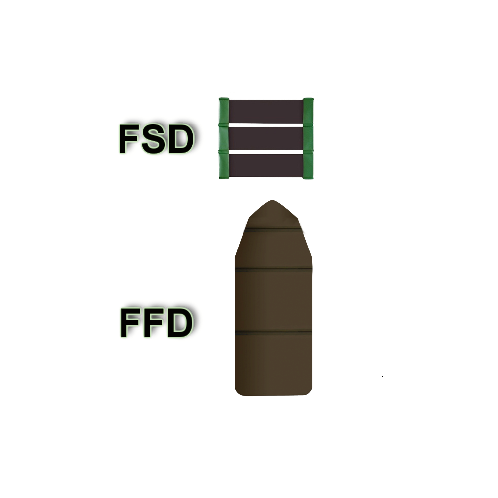 Палубы FSD и FFD