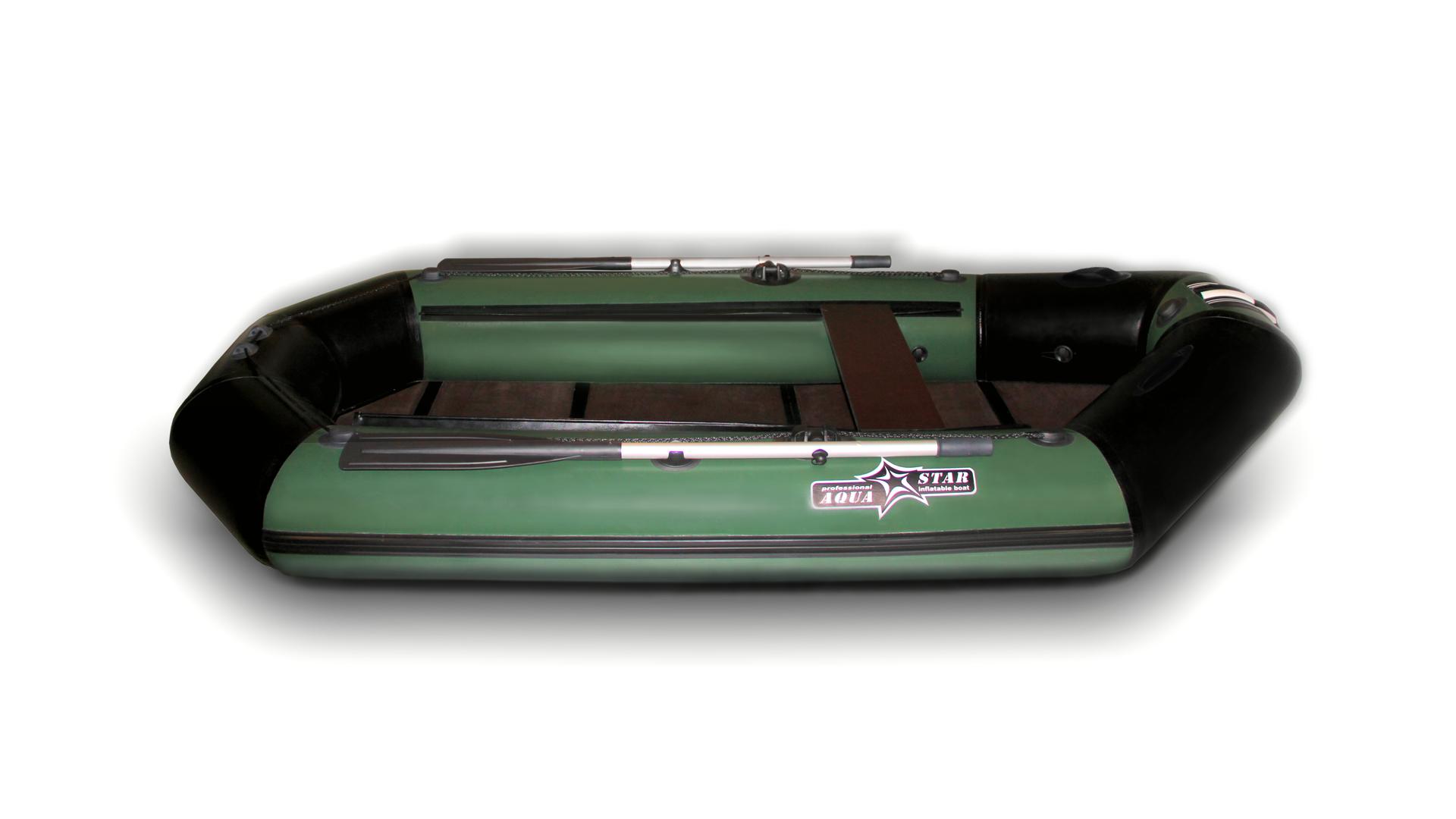 Гребная лодка BUSTER B-275